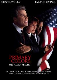 Primary Colors - 27 x 40 Movie Poster - German Style A