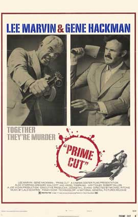 Prime Cut - 11 x 17 Movie Poster - Style A