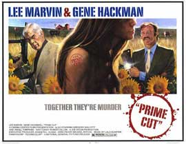 Prime Cut - 11 x 14 Movie Poster - Style B