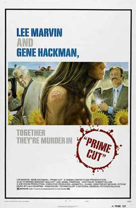 Prime Cut - 27 x 40 Movie Poster - Style C