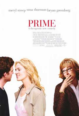 Prime - 11 x 17 Movie Poster - Style A