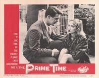 The Prime Time - 11 x 14 Movie Poster - Style D