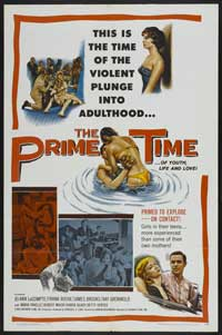 The Prime Time - 27 x 40 Movie Poster - Style A