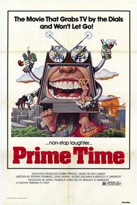 Prime Time - 27 x 40 Movie Poster - Style A