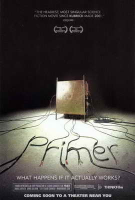 Primer - 11 x 17 Movie Poster - Style A
