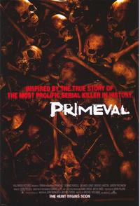 Primeval - 11 x 17 Movie Poster - Style A