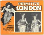 Primitive London - 11 x 14 Movie Poster - Style B