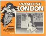 Primitive London - 11 x 14 Movie Poster - Style C