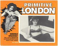 Primitive London - 11 x 14 Movie Poster - Style A
