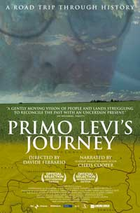 Primo Levi's Journey - 11 x 17 Movie Poster - Style A