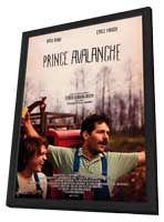 Prince Avalanche - 27 x 40 Movie Poster - Style A - in Deluxe Wood Frame