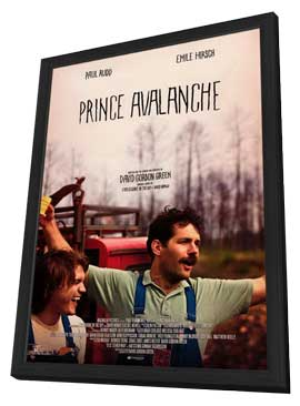 Prince Avalanche - 11 x 17 Movie Poster - Style A - in Deluxe Wood Frame