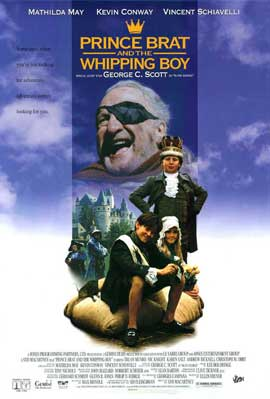 Prince Brat and the Whipping Boy - 11 x 17 Movie Poster - Style A