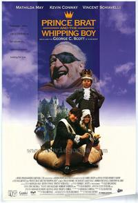 Prince Brat and the Whipping Boy - 27 x 40 Movie Poster - Style A
