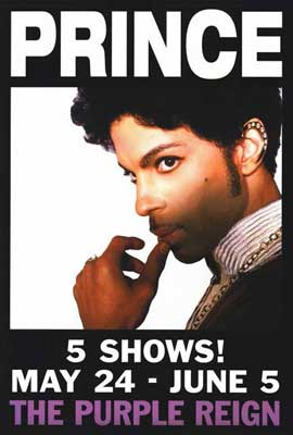 Prince - 27 x 40 Movie Poster - Style A