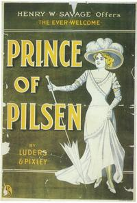 Prince Of Pilsen, The (Broadway) - 11 x 17 Poster - Style A