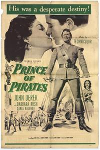 Prince of Pirates - 11 x 17 Movie Poster - Style A