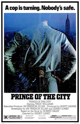 Prince of the City - 11 x 17 Movie Poster - Style A