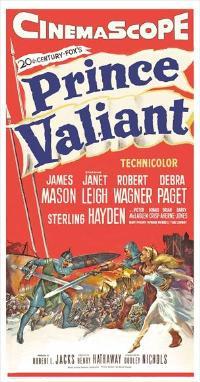 Prince Valiant - 11 x 17 Movie Poster - Style B