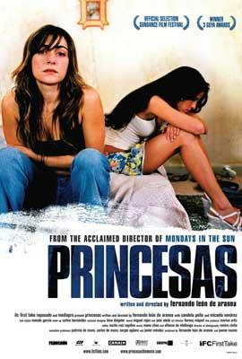 Princesas - 11 x 17 Movie Poster - Style A