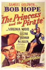 The Princess and the Pirate - 11 x 17 Movie Poster - Style A