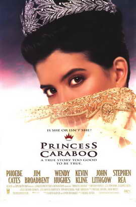 Princess Caraboo - 27 x 40 Movie Poster - Style A