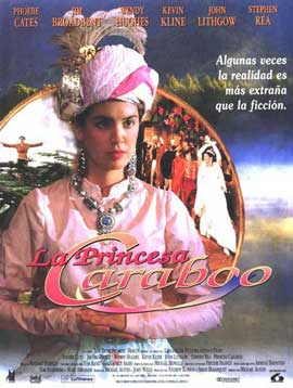 Princess Caraboo - 11 x 17 Movie Poster - Spanish Style A