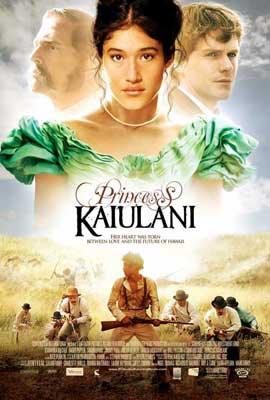 Princess Kaiulani - 27 x 40 Movie Poster