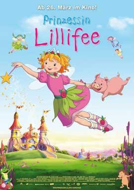 Princess Lillifee - 11 x 17 Movie Poster - German Style A