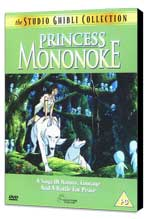 Princess Mononoke - 11 x 17 Movie Poster - Style H - Museum Wrapped Canvas