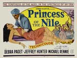 Princess of the Nile - 11 x 14 Movie Poster - Style A