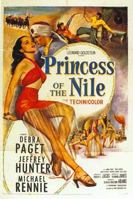 Princess of the Nile - 27 x 40 Movie Poster - Style A