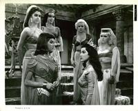 Princess of the Nile - 8 x 10 B&W Photo #3