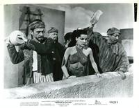 Princess of the Nile - 8 x 10 B&W Photo #4