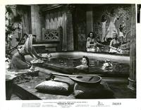 Princess of the Nile - 8 x 10 B&W Photo #5