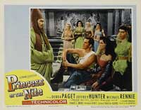 Princess of the Nile - 11 x 14 Movie Poster - Style H