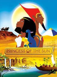 Princess of the Sun - 11 x 17 Movie Poster - Style A