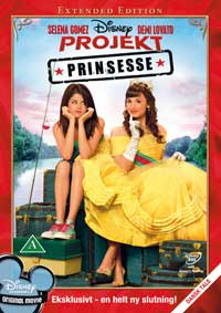 Princess Protection Program (TV) - 27 x 40 Movie Poster - Danish Style B