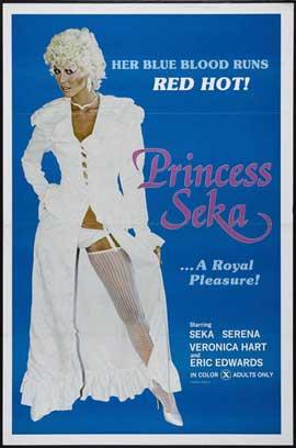 Princess Seka - 11 x 17 Movie Poster - Style A