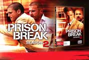 Prison Break (TV) - 11 x 17 TV Poster - Style G