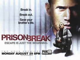 Prison Break (TV) - 11 x 17 TV Poster - Style B