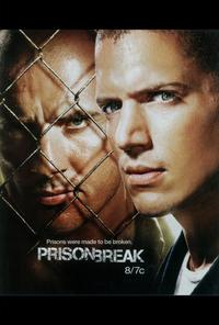 Prison Break (TV) - 27 x 40 TV Poster - Style C