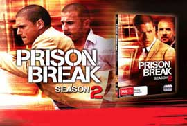 Prison Break (TV) - 27 x 40 TV Poster - Style D