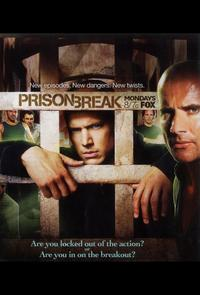 Prison Break (TV) - 11 x 17 TV Poster - Style I