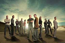 Prison Break (TV) - 27 x 40 TV Poster - Style B