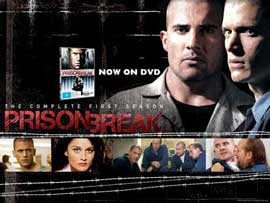 Prison Break (TV) - 11 x 17 TV Poster - Style M