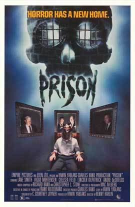 Prison - 11 x 17 Movie Poster - Style B
