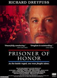 Prisoner of Honor - 11 x 17 Movie Poster - Style A