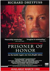 Prisoner of Honor - 27 x 40 Movie Poster - Style A