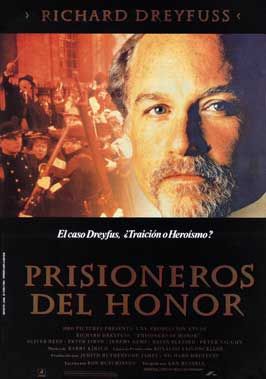 Prisoner of Honor - 11 x 17 Movie Poster - Spanish Style A